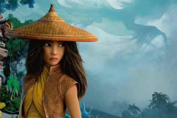 """Raya and the Last Dragon"", la nueva princesa Disney es una gran aventurera"